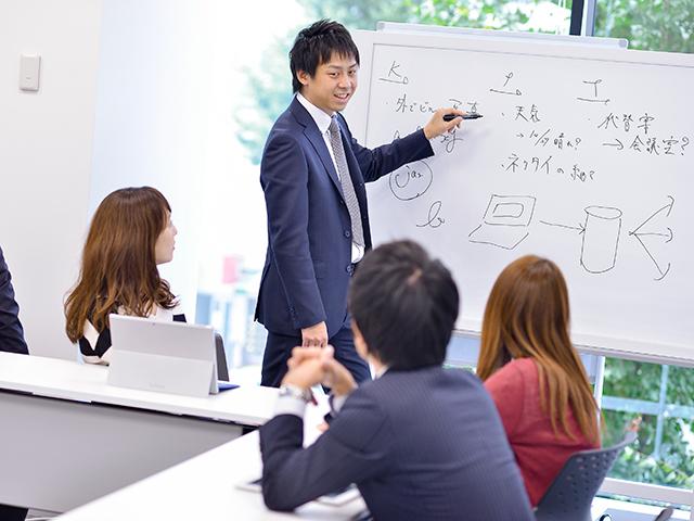 株式会社 日本オープンシステムズ/これまでの経験が活かせる【IT営業】