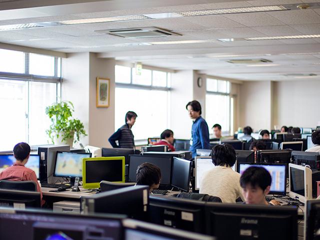 株式会社 コーエーテクモホールディングス/【社内システムエンジニア】働きやすい環境!最先端の環境でスキルアップ!