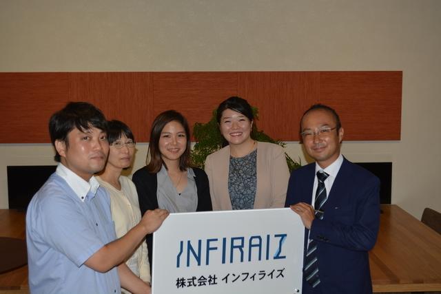 株式会社 インフィライズ/【情シス/インフラエンジニア(千葉県内勤務)】女性でも働きやすい会社を実現しています。将来IT講師という選択肢も可能!!