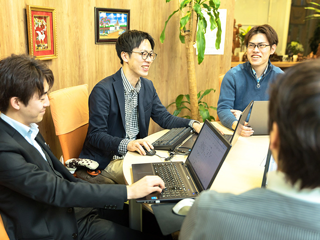 アクロクエストテクノロジー 株式会社/サーバーレスでサービス開発を行いたいクラウドエンジニア募集