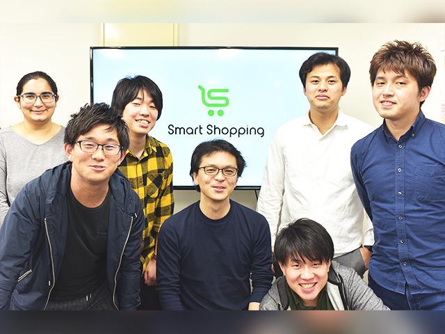 株式会社 スマートショッピング/【IoT営業オープンポジション】買い物・消費の未来を創る/世界初IoTのSaaSベンチャー