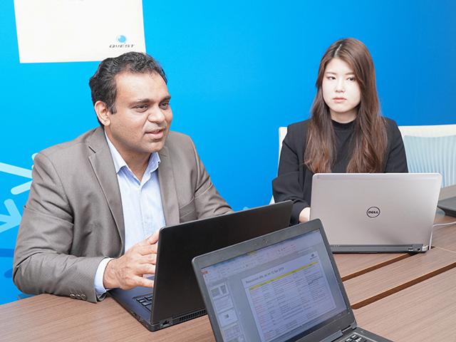 QuEST Global Services Pte. Ltd./【世界規模の業務内容に携われる】産業機器制御ソフトウェア開発エンジニア