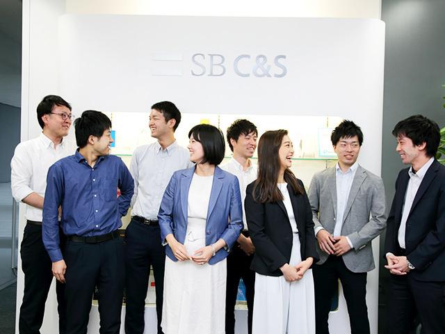 SB C&S株式会社/【プリセールスエンジニア】データバックアップ関連製品/HCI・ストレージ関連製品を担当いただきます!