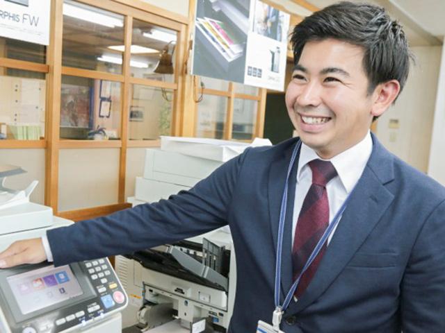 株式会社 阪南ビジネスマシン/【インストラクター】日本一の実績!社員の自己実現と会社の発展は両輪です