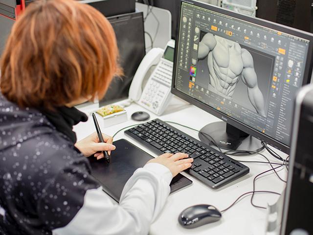 株式会社 DCG Entertainment/3Dモーションデザイナー/在宅勤務可/正社員