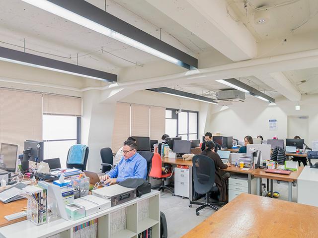 株式会社 ロウプ/顧客との橋渡しを楽しめる、広範囲に渡るプロジェクトを推進してみませんか?