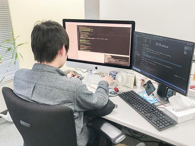 株式会社 SoWhat/【プログラマー(サーバー)】「メダロットS」、「すみすみ」を企画・開発・運営。自社開発!社長が現役プログラマー