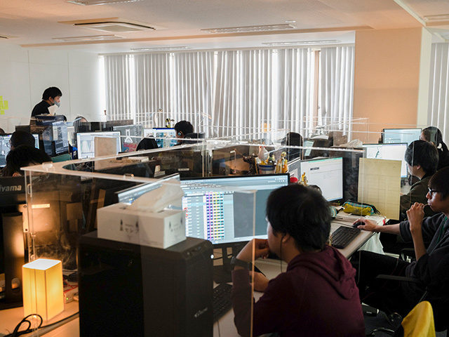 株式会社 ENGI/【3DCGデザイナー】近い将来、会社の中核となっていただけるようなメンバーを募集します!