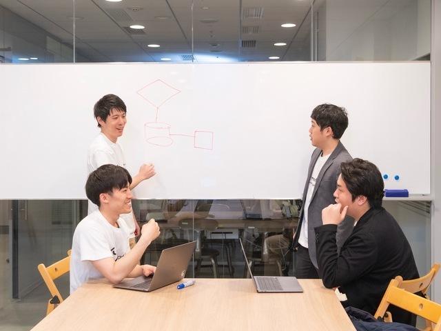 smooth 合同会社/【システムエンジニア】フルリモート勤務!国内トップシェアを誇るSaas・Paasの受託開発/上流から下流まで幅広い開発に携れる環境です!