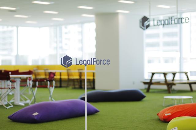 株式会社 LegalForceの求人情報