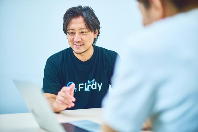 ファインディ 株式会社/企業のエンジニア採用を成功に導くFindyのカスタマーサクセスのリーダー候補募集!